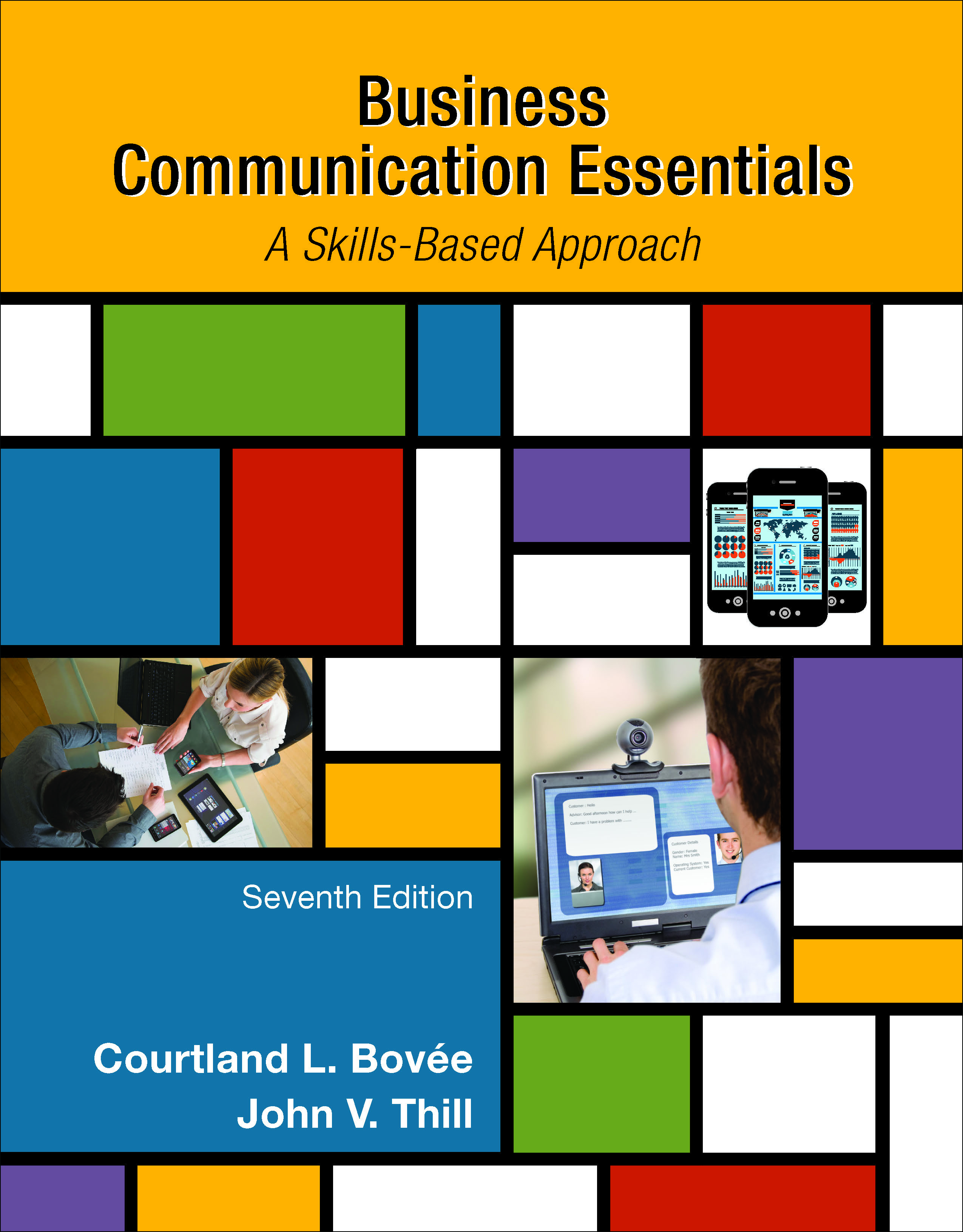 Business Communication Book Cover : Chapter real time updates